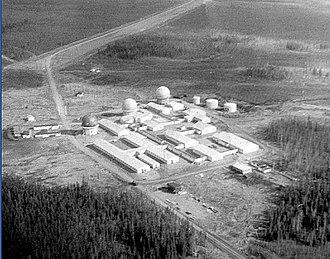 Campion Air Force Station - Image: Campion Air Force Station Alaska