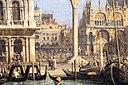Каналетто, il molo visto dal bacino di san marco, 1730 ок.  03.JPG