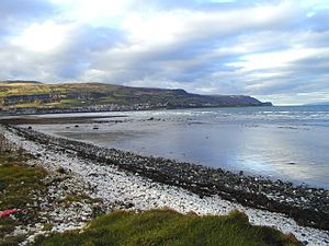 Carnlough - Image: Canlough 2