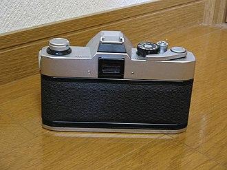 Canon TLb - Image: Canon T Lb rear
