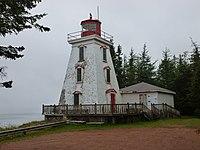 Cape Bear Lighthouse Prince Edward Island CA.JPG