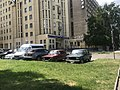 Car park near apartments, Dnipro; 31.05.19.jpg