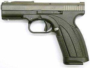 Caracal pistol - Image: Caracal F