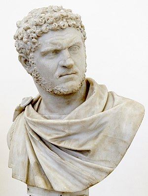 Constitution (Roman law) - Caracalla, the 22nd Roman Emperor.