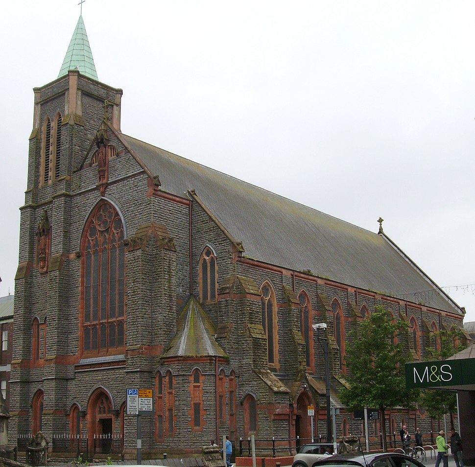 Cardiff Metropolitan Cathedral (June 2014)