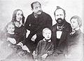Carl Spitzweg mit der Familie des Bruders Eduard.jpg