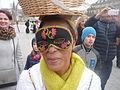 Carnaval des Femmes 2015 - P1360788 - Une participante au cortège du Carnaval des Femmes.JPG
