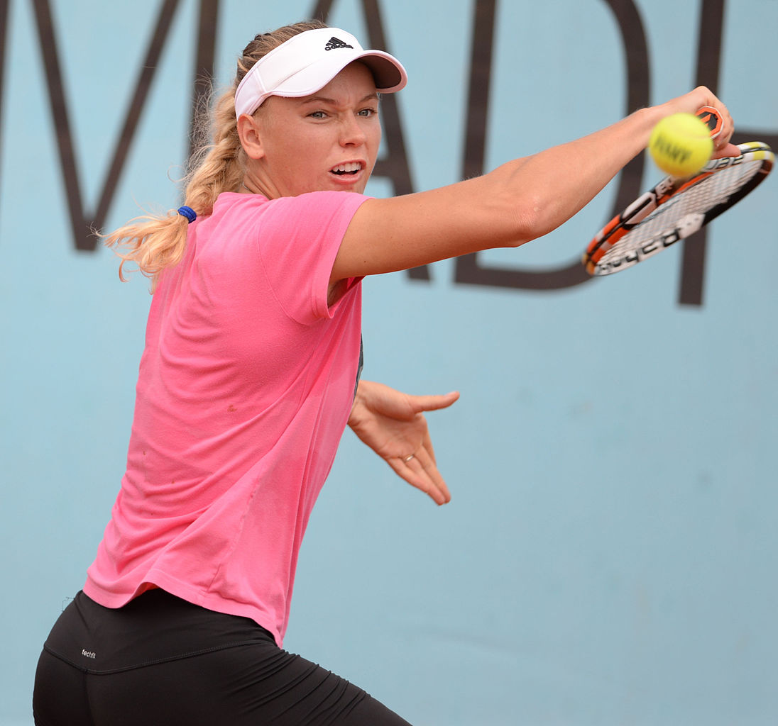 Catch-up: Eastbourne 2018 - Watson and Wozniacki in action