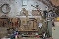 Carpentry workshop. Iran. Qom city کارگاه نجاری برادران حاج محمدی. ایران، قم 01.jpg