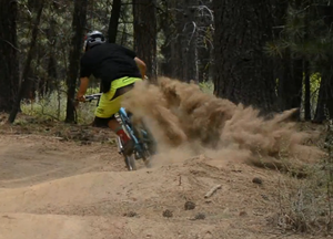 Enduro (mountain biking) - Image: Carson Galbreath