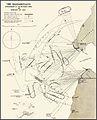 Carte anglaise des bombardements du 19 fevrier 1915 sur les Dardanelles.jpg