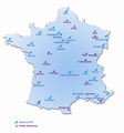 Carte de France sites+logistique cyan.png