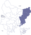 Carte de la 4e circonscription des alpes-maritimes.png