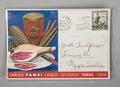 Cartolina pubblicitaria - Musei del cibo - Prosciutto - 0074.tif
