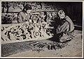 Carving a Frieze in Japan (1914 by Elstner Hilton).jpg