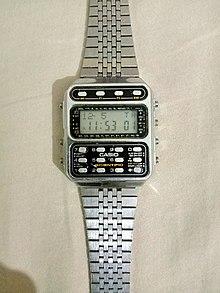 Casio dbc611g-1df gold stainless steel databank calculator watch 5.