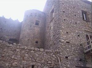 Magliano Nuovo - Image: Castello di Magliano Nuovo, Magliano Vetere (SA)