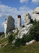 Castle in Olsztyn2.JPG