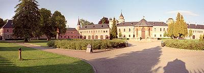 Castle sychrov