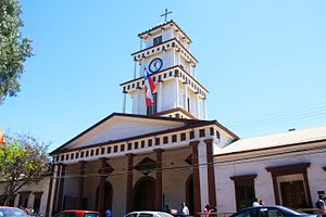 Our Lady of the Rosary Cathedral, Copiapó