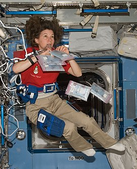 Catherine (Cady) Coleman, Expedition 26 flight engineer