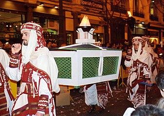 Cavalcada dels Reis - 5. January 2006 - 3.jpg