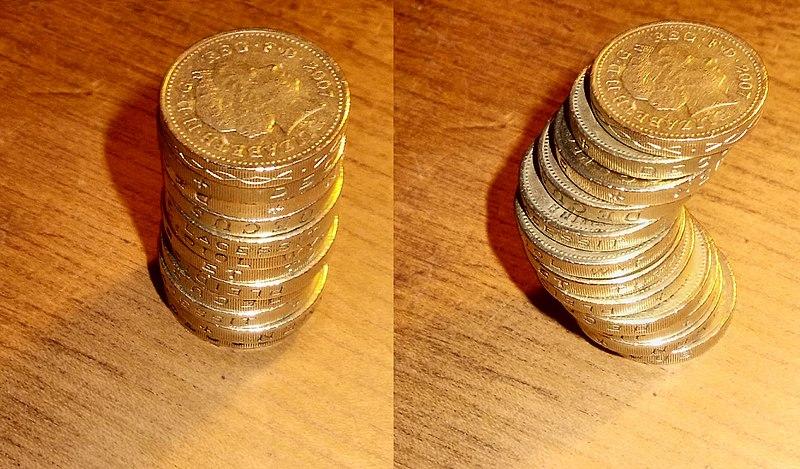 File:Cavalieri's Principle in Coins.JPG