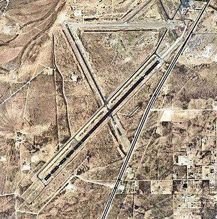 Cavern City Air Terminal airport in New Mexico, United States of America