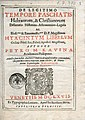 Cavina, Pietro Maria – De legitimo tempore Paschatis hebraeorum et christianorum dissertatio historico-astronomico-legalis, 1667 – BEIC 11296402.jpg
