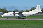Cavok Air, UR-CKM, Antonov An-12BP.jpg