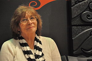 Duwamish people - Cecile Hansen, 2011