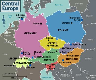 اروپای مرکزی