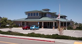Central Marin Police Authority - Central Marin Police Station