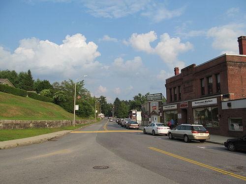 Baldwinville mailbbox