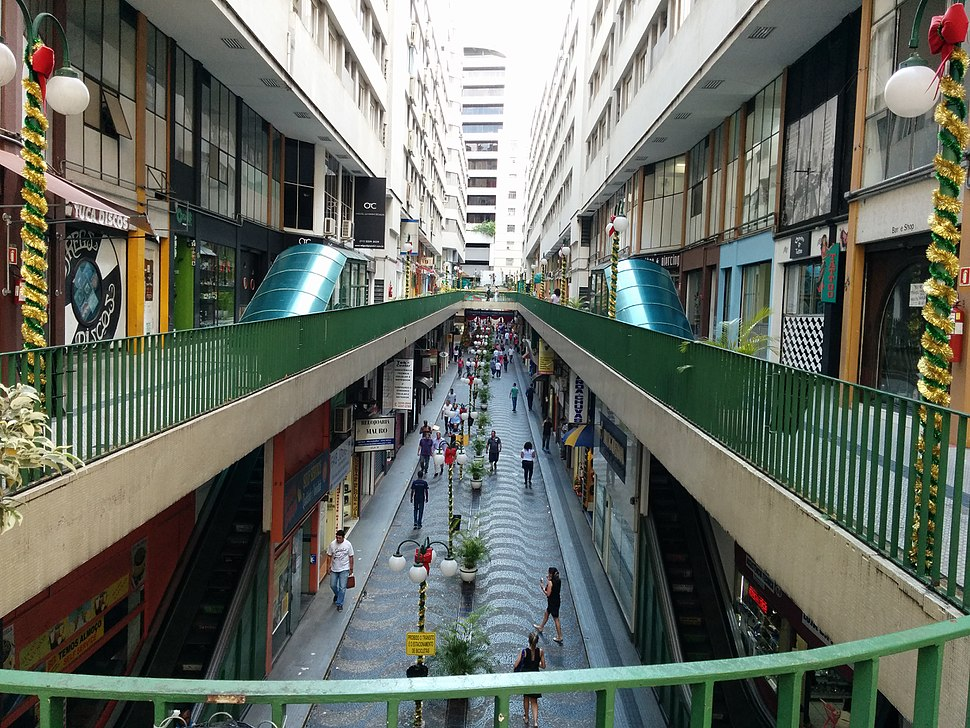 Centro de Sao Paulo