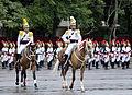 Cerimônia de passagem de comando do 1º Regimento de Cavalaria de Guardas - Dragões da Independência. (24374084616).jpg