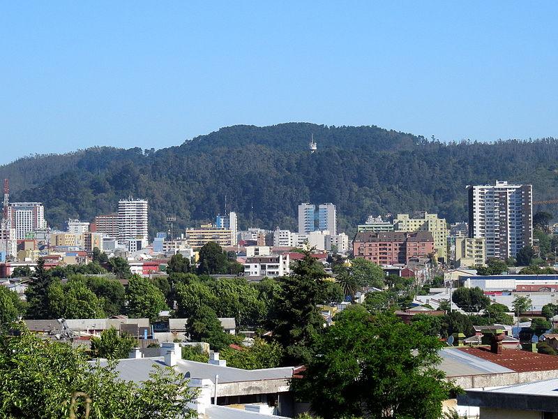 Cidades baratas no Chile