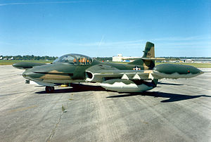 910th Air Refueling Squadron - Cessna A-37 Dragonfly as flown by the 310th Attack Squadron
