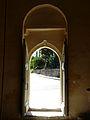 Château-l'Évêque église Preyssac portail intérieur.JPG