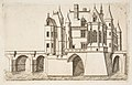 Château de Chenonceau, No 2 (Château de Chenonceau, No 2) MET DP813228.jpg
