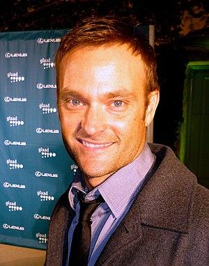 Actor Chad Allen in 2009.