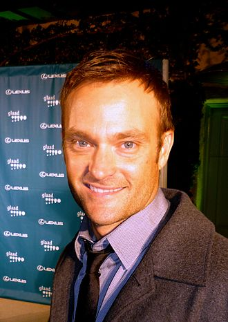 Chad Allen (actor) - Allen in 2009