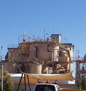 Challenger mine mine in Australia