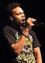 Chance The Rapper Performing Live In November 2013