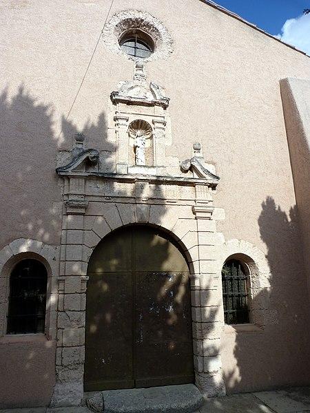 La chapelle Notre-Dame-de-Pitié de Marignane