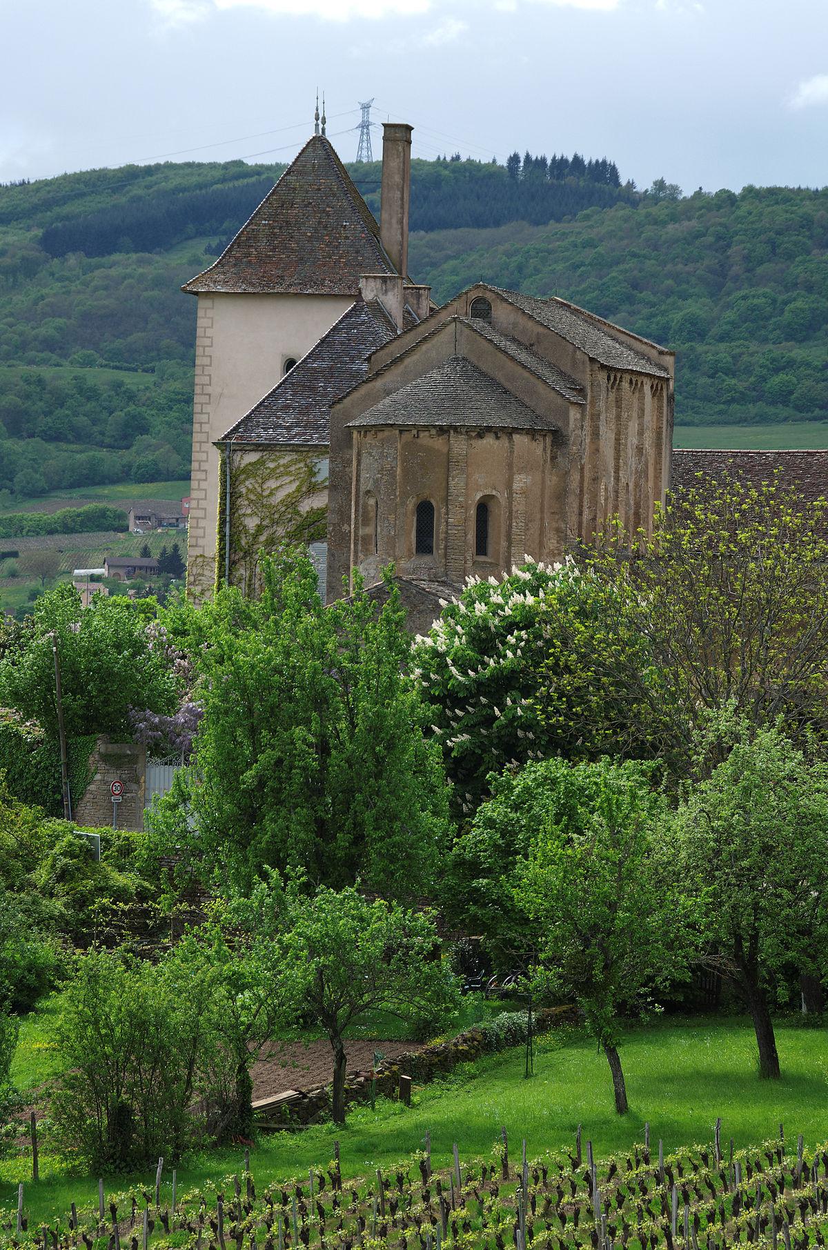 Chapelle Des Moines De Berz U00e9