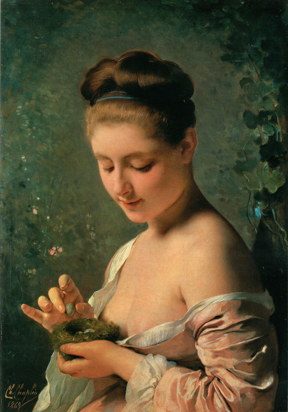 Charles chaplin pittore wikipedia - La ragazza alla finestra dali ...