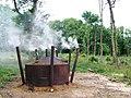 Charcoal Oven near Warnham - geograph.org.uk - 1575899.jpg