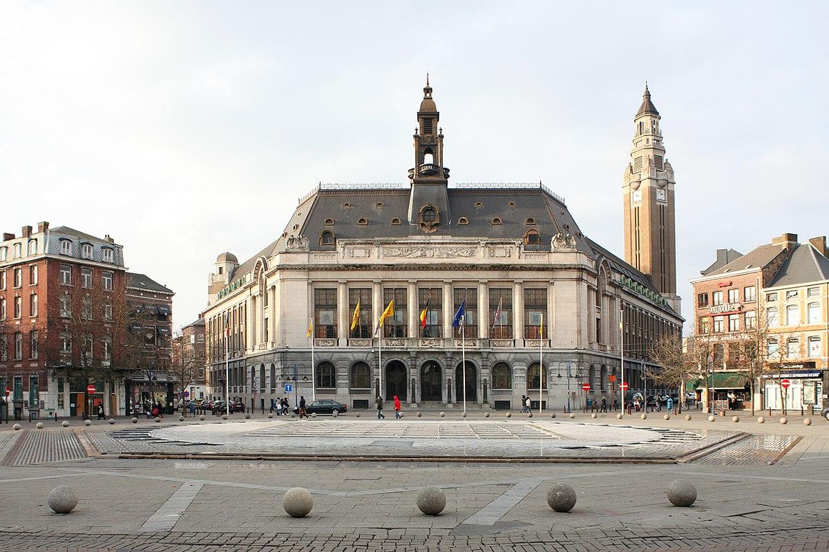 Charleroi - Wikipedia
