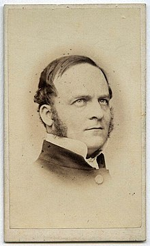 Charles Merivale By Samuel E Poulton Albumen Carte De Visite 1860s 1870s